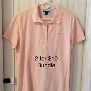 SALE 2 for $10 Bundle Tommy Hilfiger T-shirt